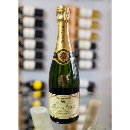 Champagne Fallet Dart Blanc