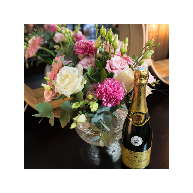 Lido + Champagne